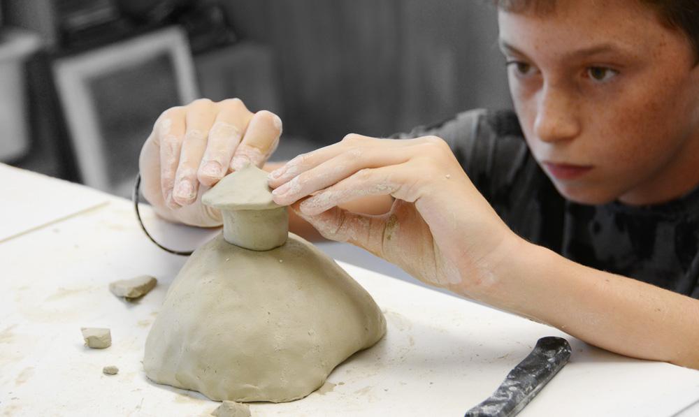 Atelier de poterie pour enfants - La Chaux-de-Fonds et Neuchâtel