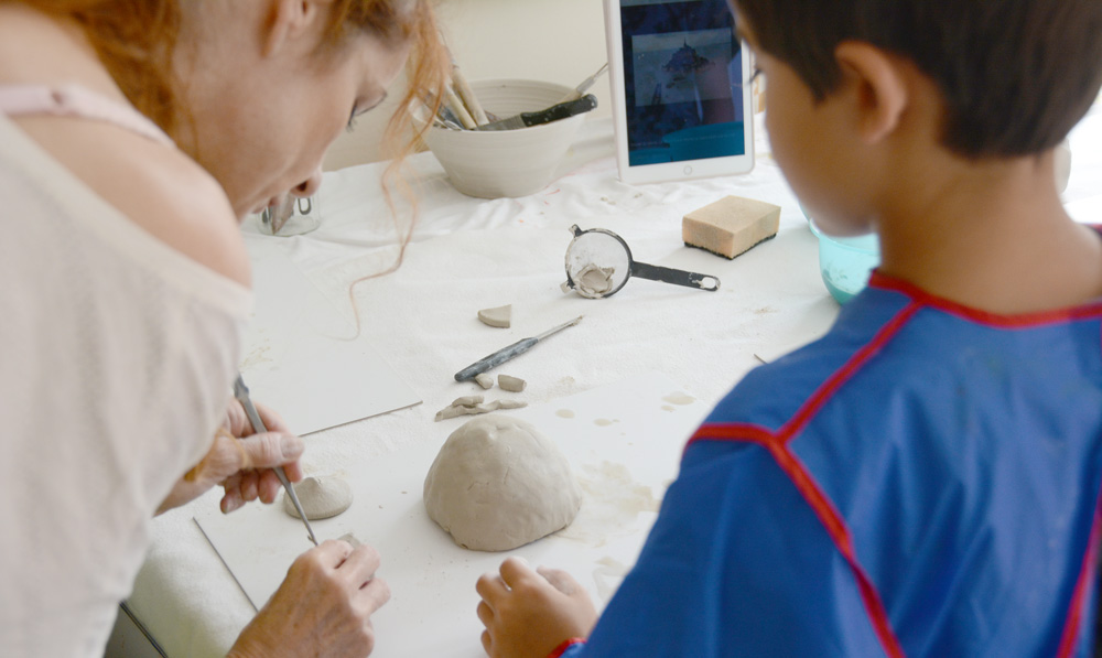 Cours de poterie pour enfants - La Chaux-de-Fonds et Neuchâtel