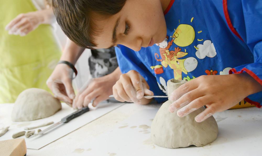 Atelier de céramique pour enfants - La Chaux-de-Fonds et Neuchâtel